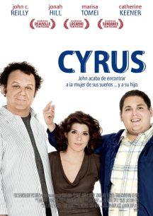 Cartel de la película Cyrus